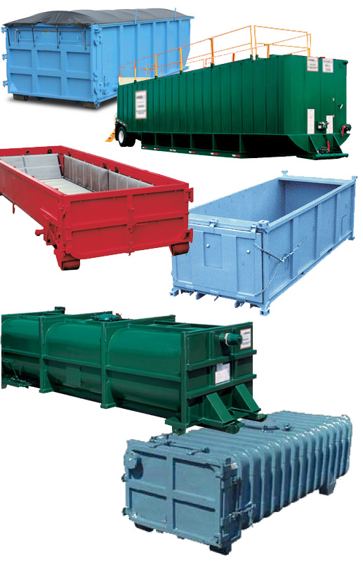 Roll Off Containers for Sale